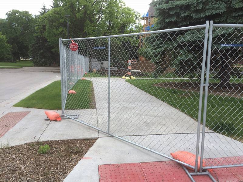 Application Center Of Chain Link Fence