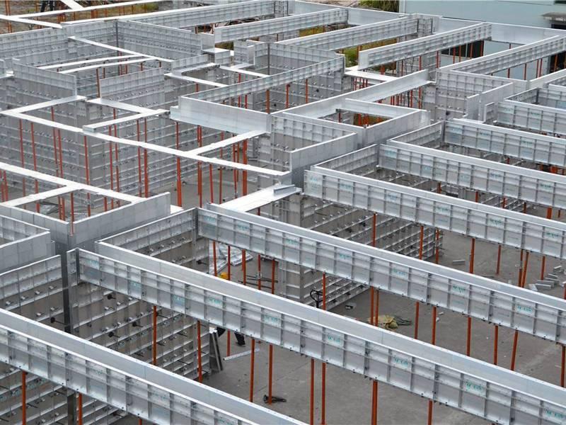 Gallery Center Of Aluminium Formwork System