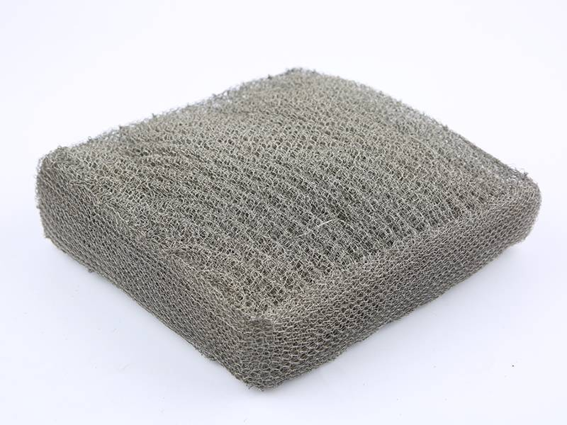 Gallery Center Of Knitted Wire Mesh