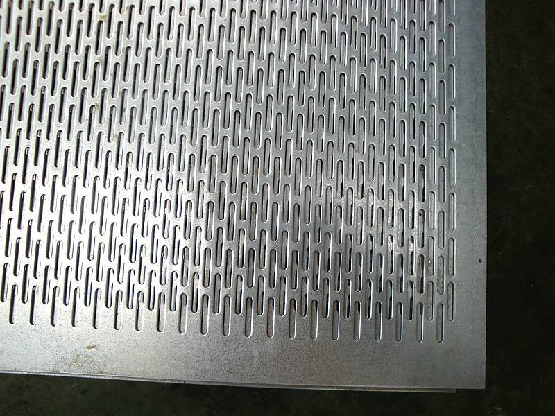 Gallery Center Of Perforated Metal