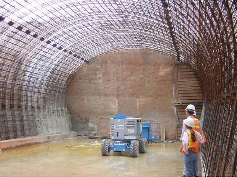 Gallery Center Of Concrete Reinforcing Mesh