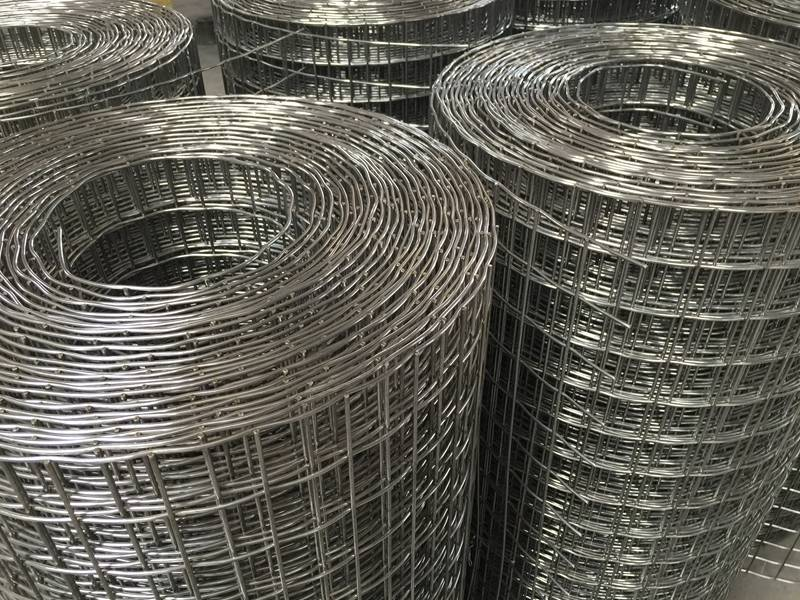 Gallery Center of Welded Wire Mesh