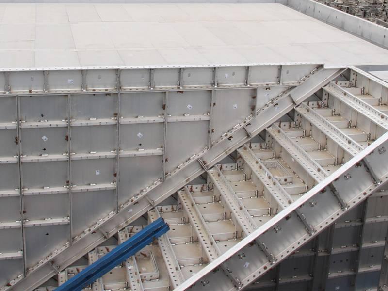 Aluminium Formwork Recycling Modular Concrete Formwork