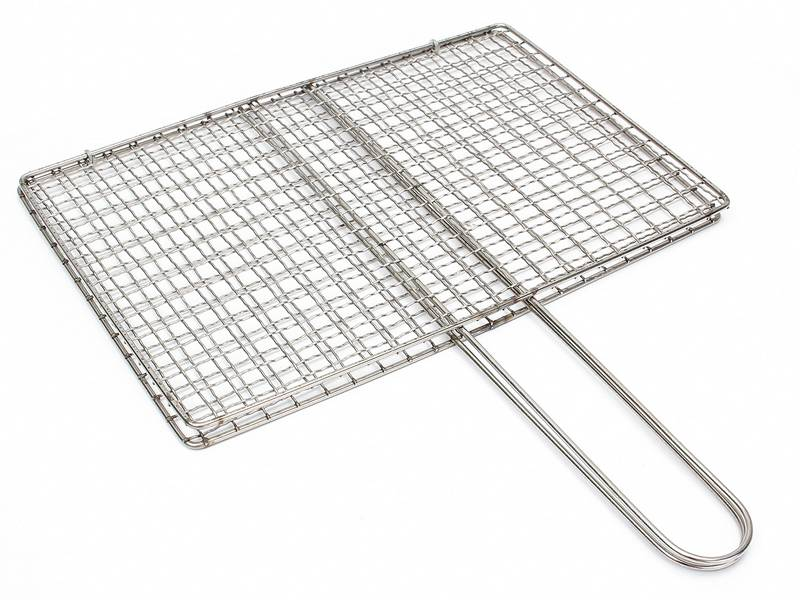 barbecue grill mesh available for indoor barbecue or