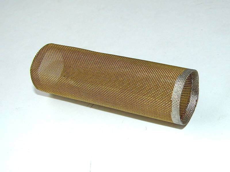 Brass Wire Mesh Good Corrosion Resistance Amp Moderate