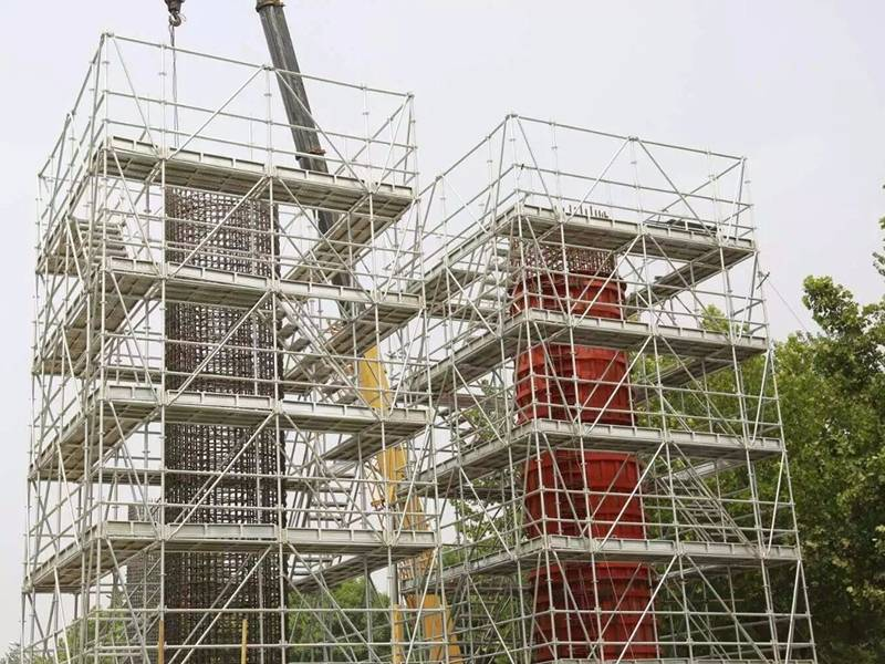 Security Steel Scaffold Planks : How to improve the efficiency and quality of building