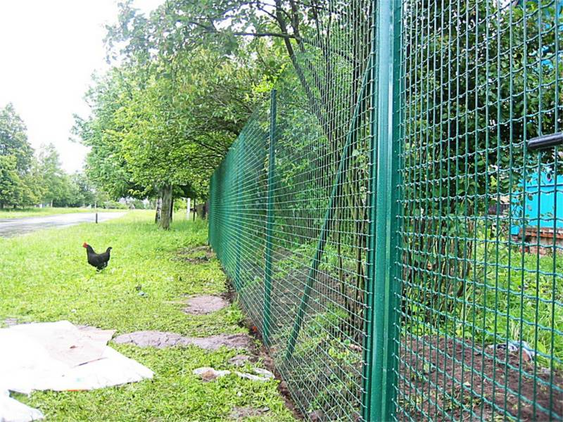 Euro Holland Fence For Highway Residential District