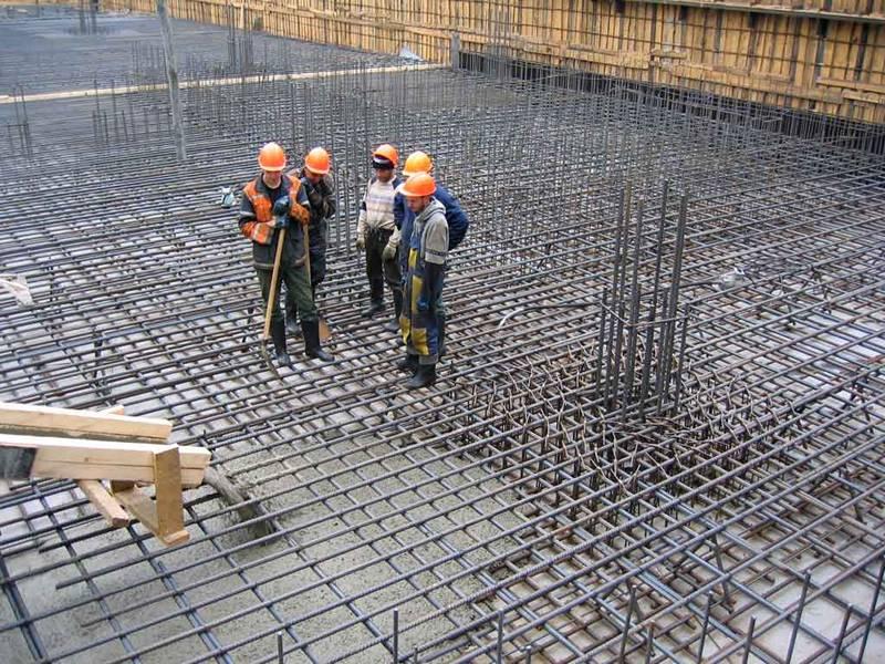 Reinforcing Welded Mesh For Foundation Road Bridge