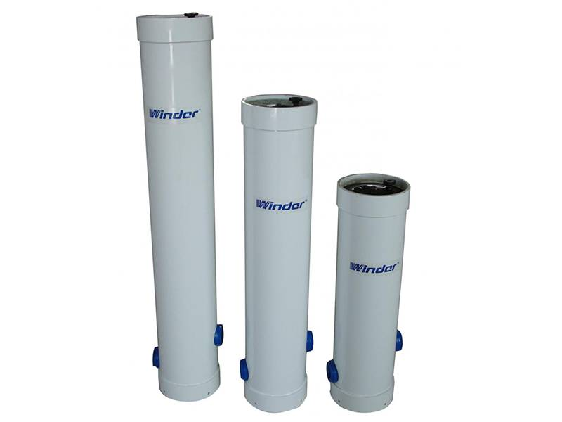 FRP precision filters with different sizes.
