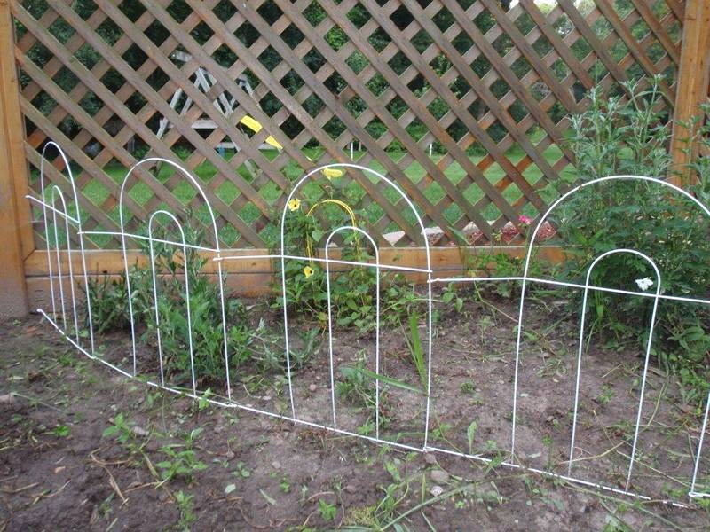 Folding Garden Border Fence For Park Garden Lawn Yard