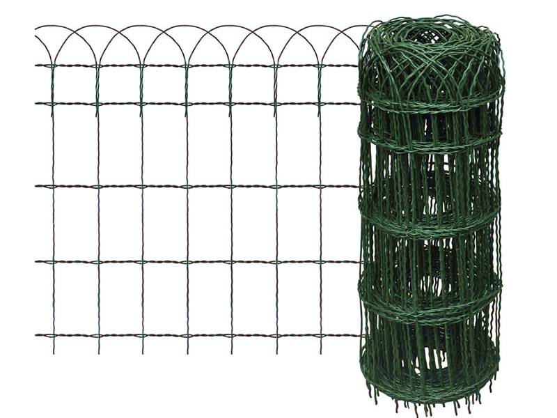 Border Garden Fence for Garden, Park, Flower Bed, Lawn, Square, Yard ...
