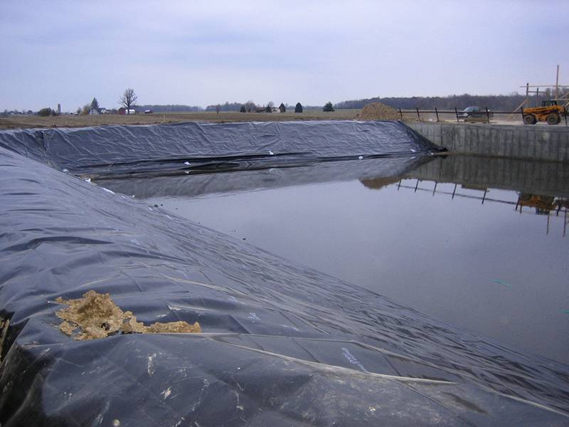 Geotextile Liners For Tunnel Railway Dam Highway