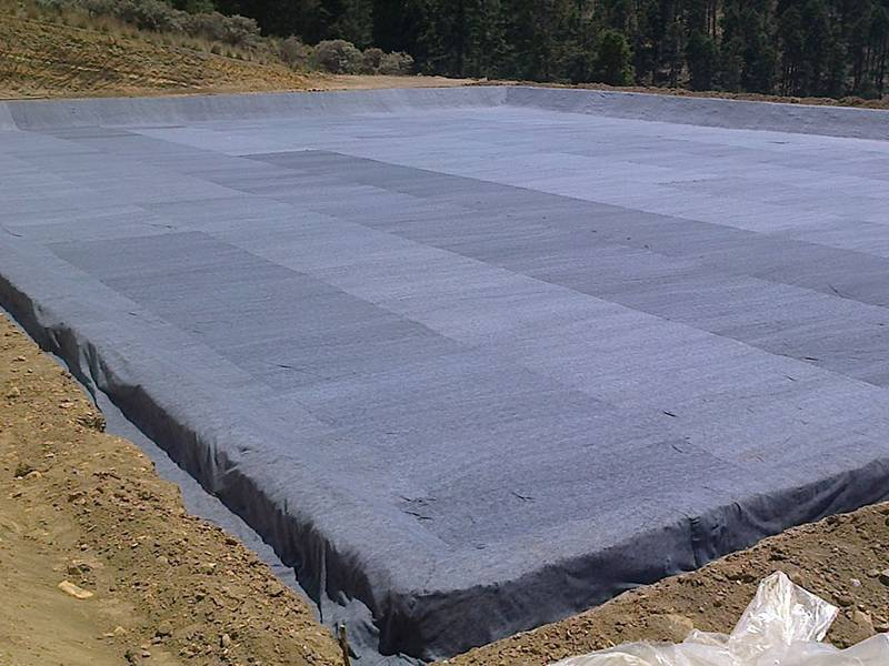 Geotextile Fabric For Railway Dam Highway Slope Pond