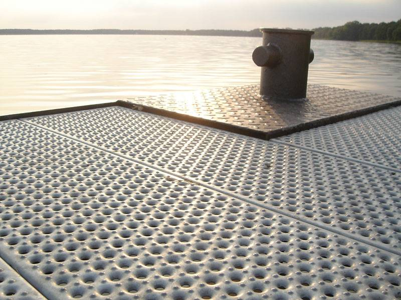 O Grip Safety Grating Catwalk Walkway Platform And
