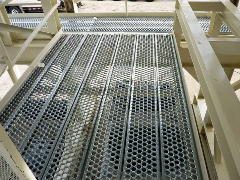 O grip safety grating catwalk walkway platform and for Catwalk flooring
