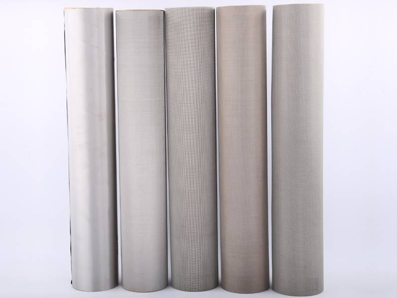 Stainless Steel Wire Cloth – Tighter Mesh For High Filtration Work