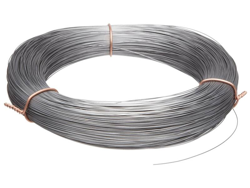 Galvanized Wire for Hanging, Bundling, Fence, Cages, Container, Nails