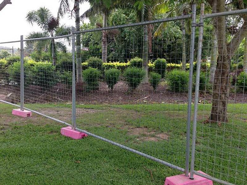 Australia Portable Fence For Construction Site Factory