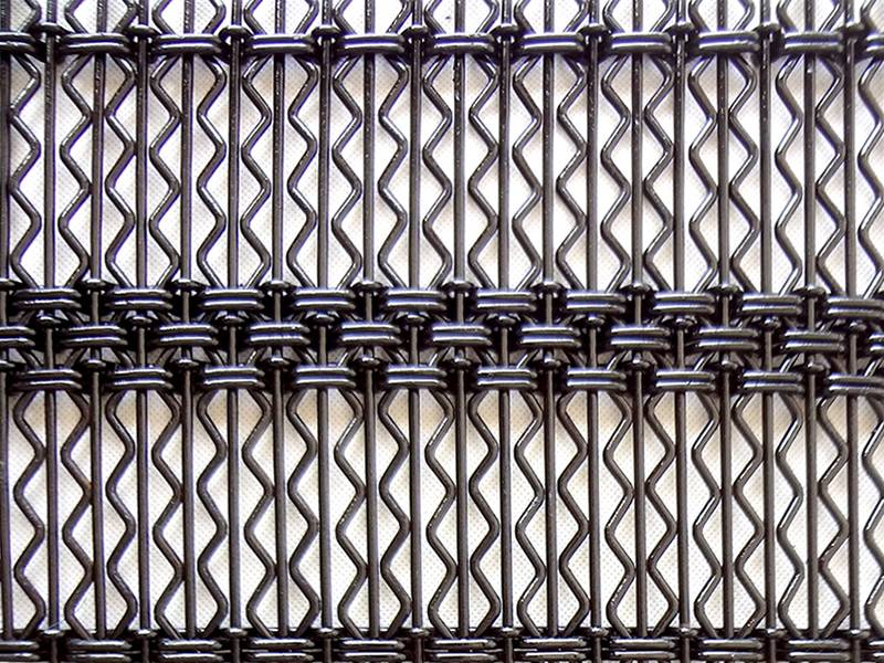 Self Cleaning Screen : Self cleaning screen mesh for quarry mining industry