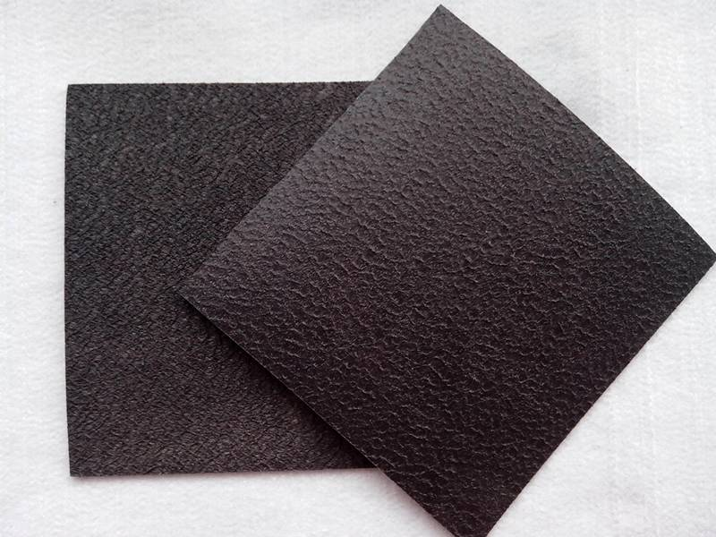 There are two pieces of rough surface waterproof board.