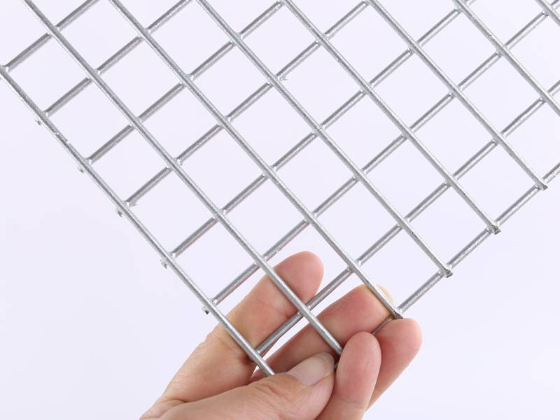 Welded Wire Mesh Panel for Animal Cages, Floor Heating System and Gabion