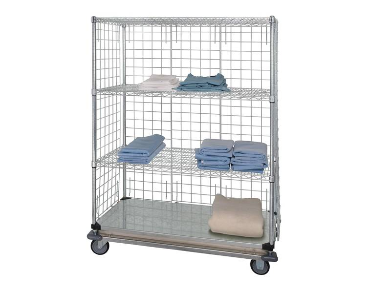 Wire Cart Used For Supermarket Home Hospital And All