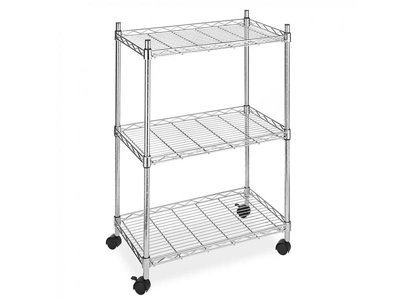 Walcoom Corp. Processed Products – Wire Container, Baskets, Shelf Racks