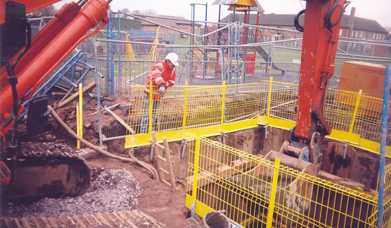What Kind Of Excavation Edge Protection Is Qualified For Construction